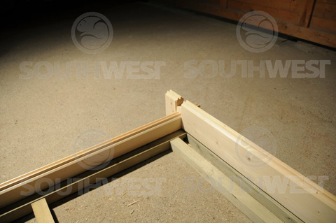 First row timbers