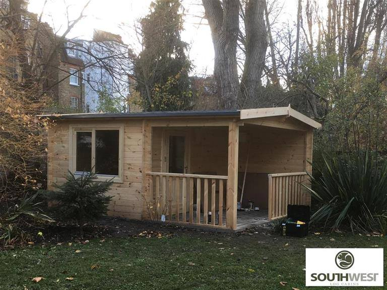 Garden Cabin, Hampstead